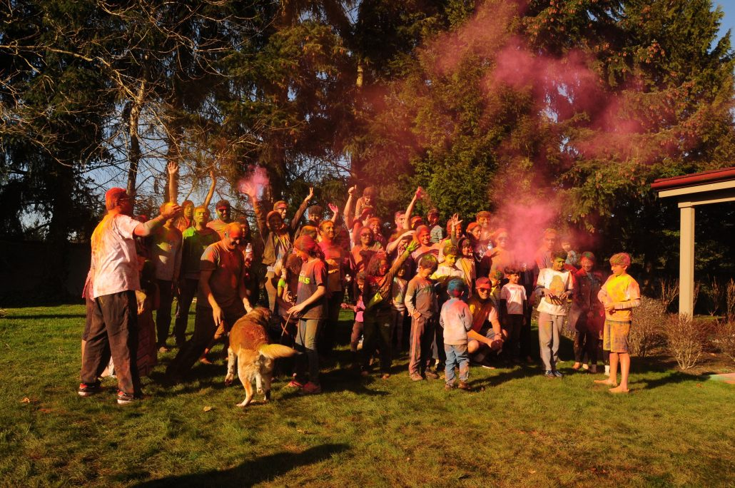 Holi Celibrations @ Bellevue City-Crossroads park | Bellevue | Washington | United States